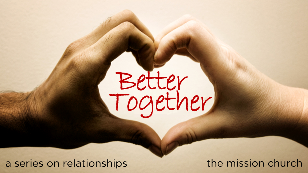 2015 April Better Together