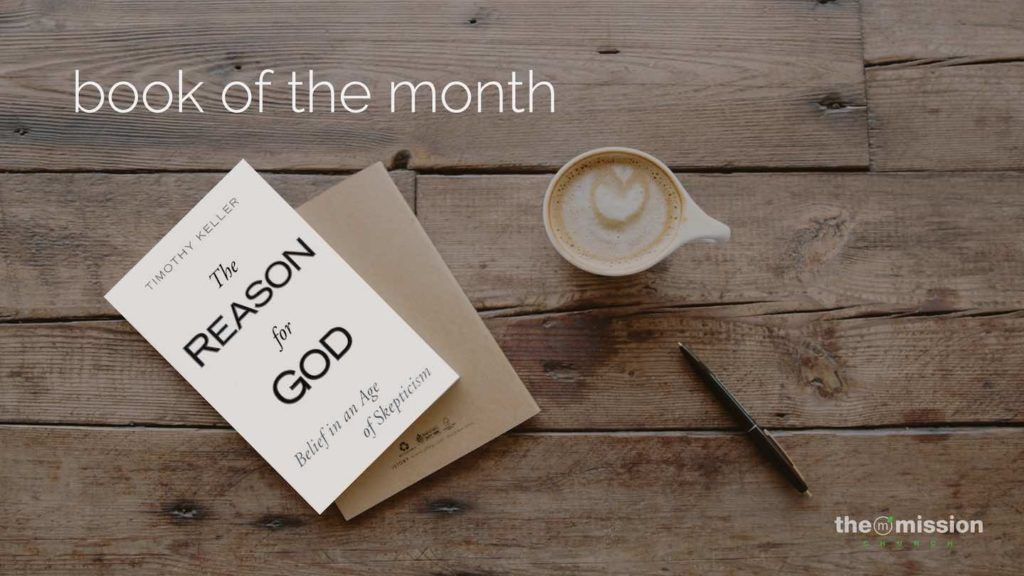Tim Keller, Book Club, Book of the Month, Group Discussion