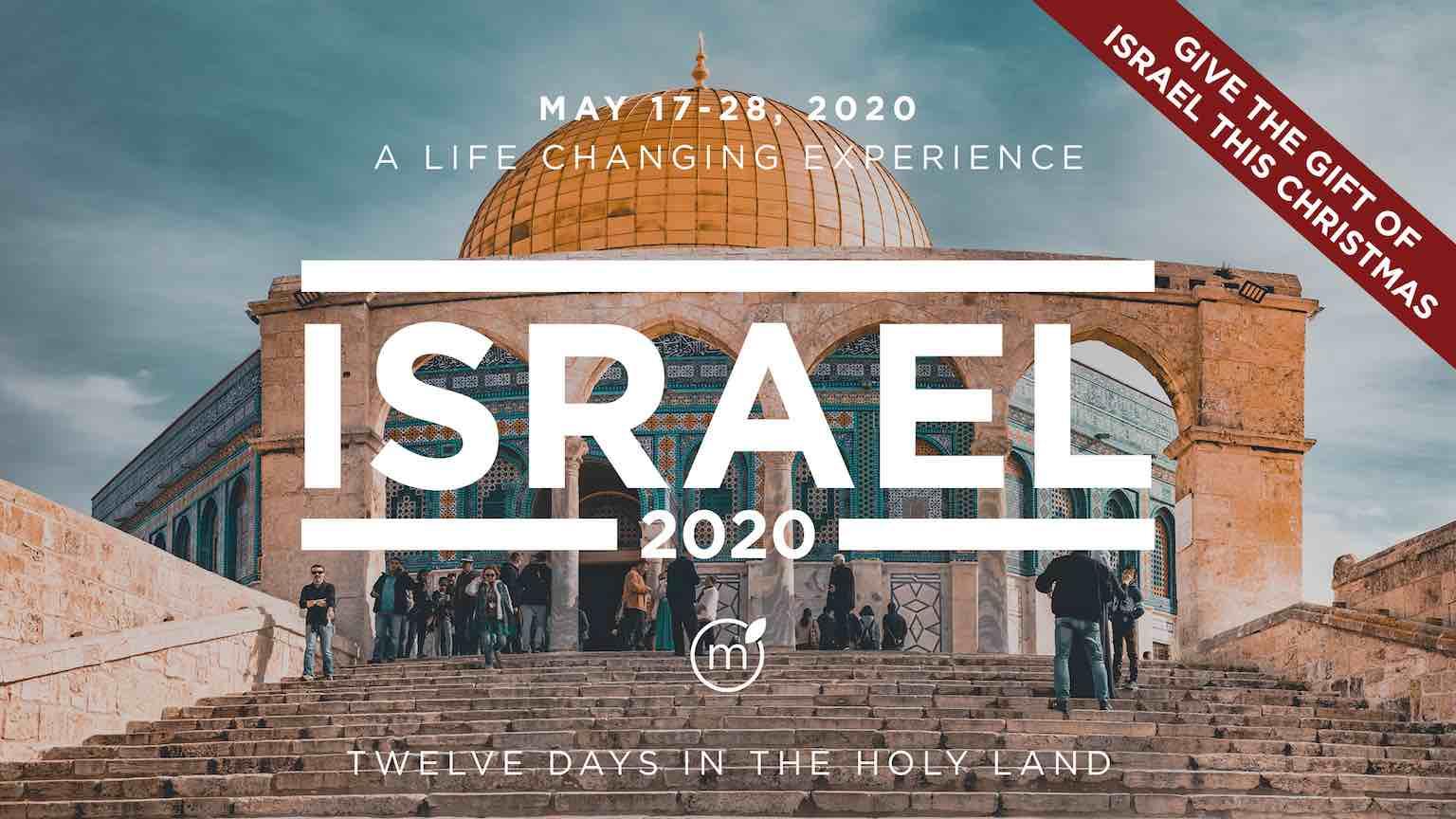 Israel, Holy Land, Israel Trip, 2020