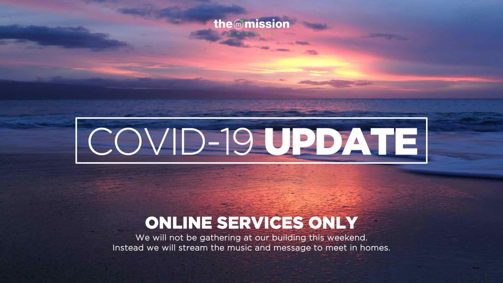 Coronavirus updates church services Carlsbad