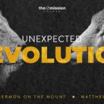 Sermon on the Mount, Matthew 5, Gospel of Matthew, Unexpected Revolution