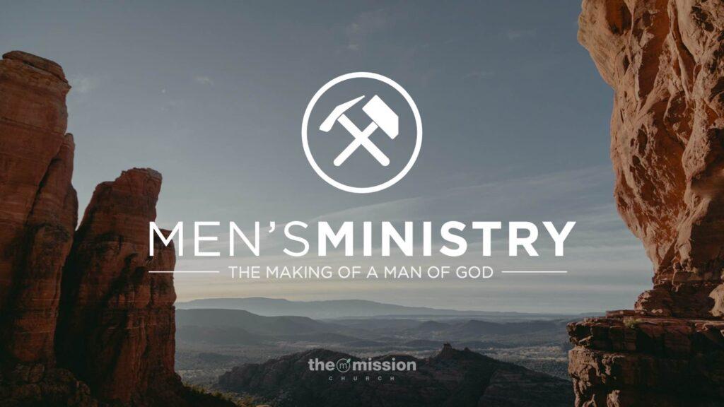 Men's Ministry, Men's Group, Porn addiction, Jesus, Leadership