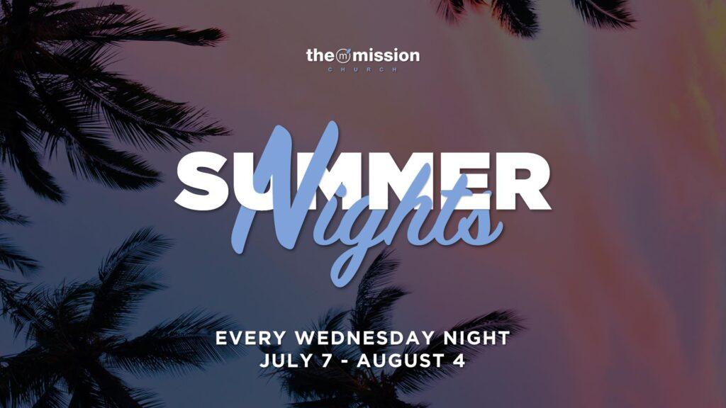 Summer Nights, Beach Night, Park Night, Community, Hike Night, Beach Day, Park Day